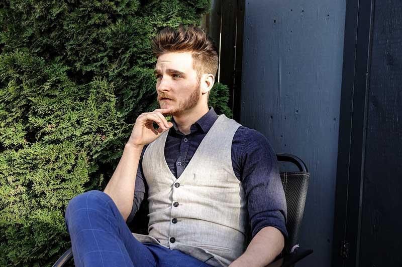 novi rast kose kod muškaraca