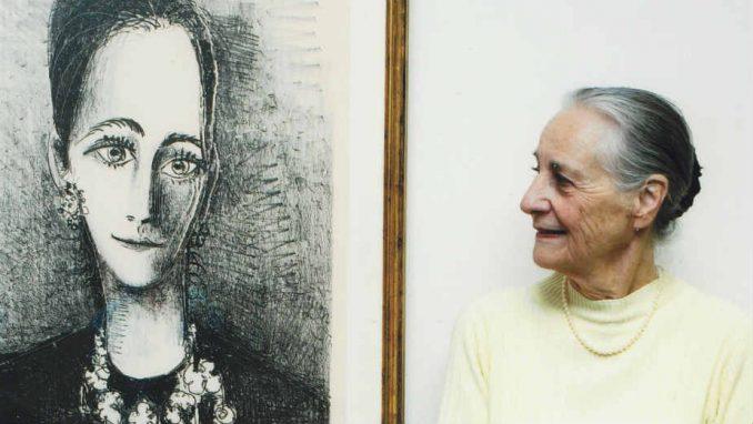Lucern (2): Tihi portreti Angele Rozengart 1