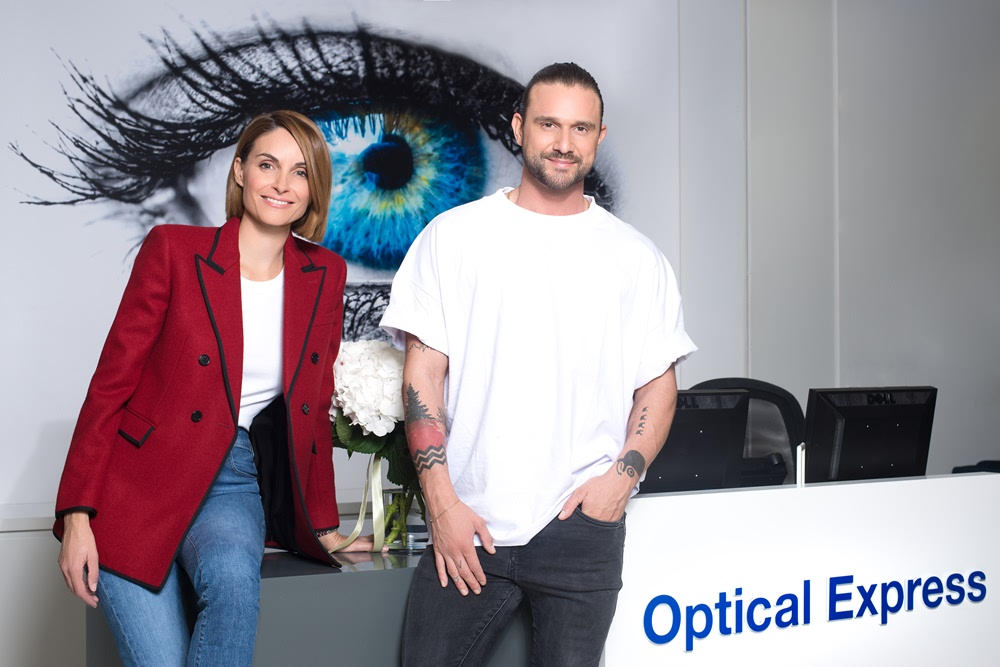 Optical Express Ana Kričković i Luka Nižetić