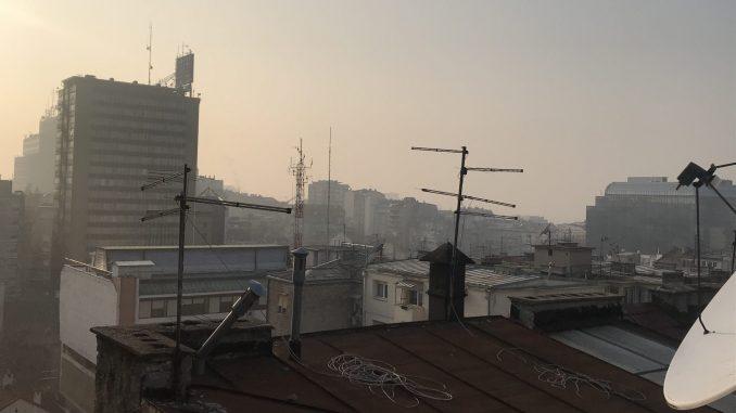 Kako se ponašati u slučaju zagađenosti vazduha? 1