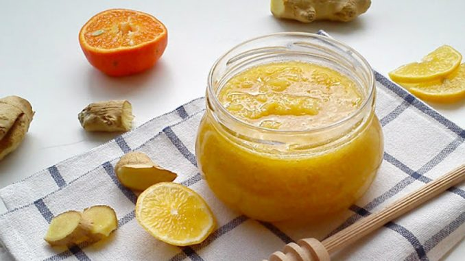 Recept nedelje: Đumbir, limun i med - vitaminska bomba 1