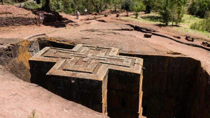 Lalibela: Sveto mesto etiopskih hrišćana 1