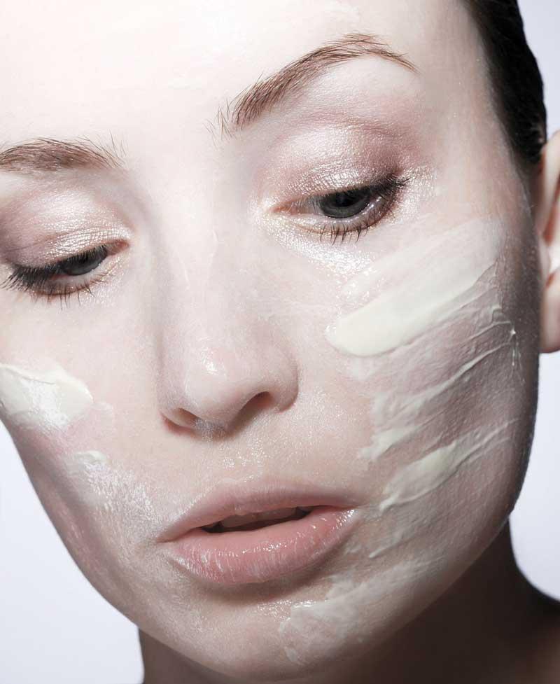 krema za mitisere na licu