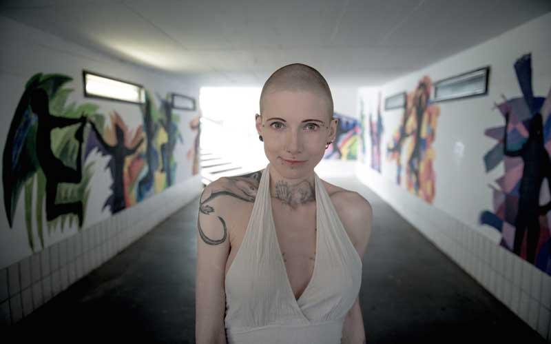 mikropigmentacija skalpa kod žena