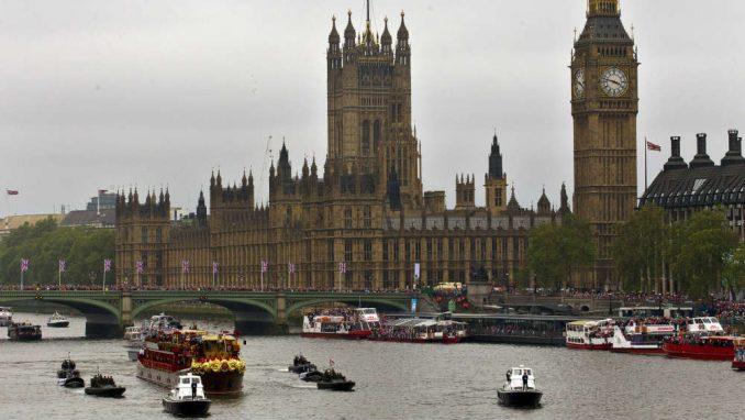 London: Entuzijazam i vreme koje curi 1