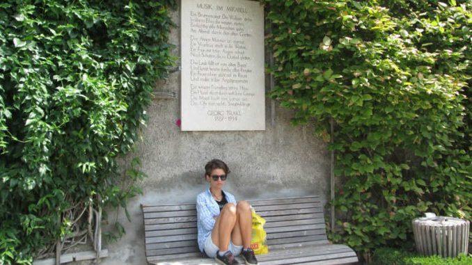Austrija (2): Poezija na zidovima 1