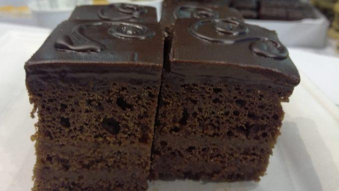 Saher torta (recept) 1