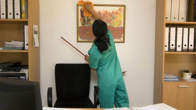 Priprema radnog prostora za borbu sa korona virusom 1