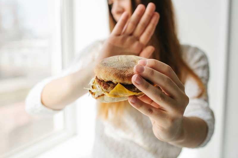uticaj nezdrave ishrane na kožu