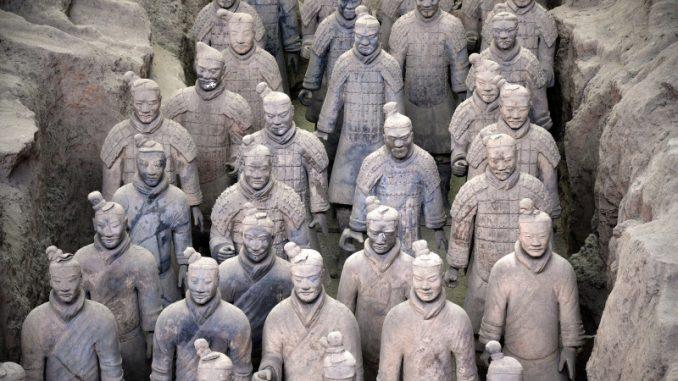 Kina: Armija od terakote 1