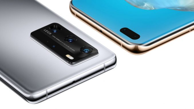 Huawei P40 serija dostupna za online poručivanje u Srbiji 1