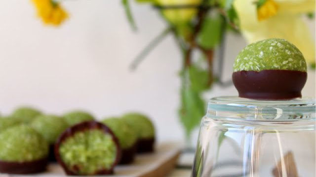 Recept nedelje: Avokado kuglice 1