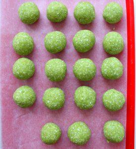 Recept nedelje: Avokado kuglice 2