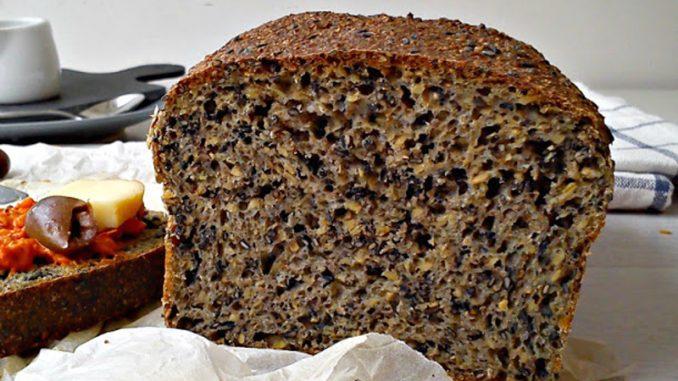 Recept nedelje: Crni hleb 1