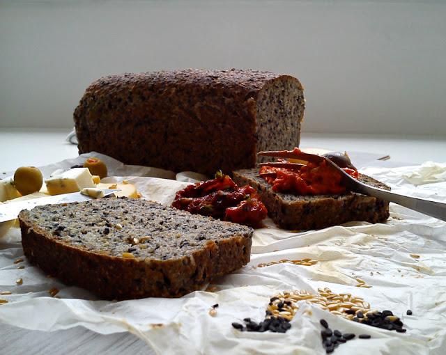 Recept nedelje: Crni hleb 2