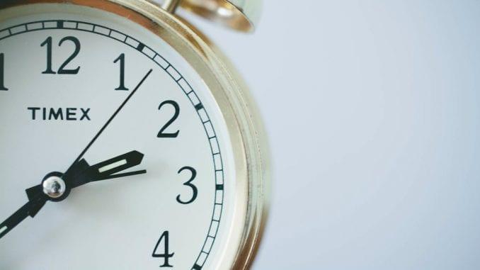 Pomerite noćas časovnike za sat vremena unapred 1