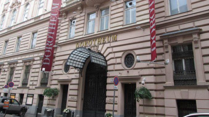 Beč: Slavni Doroteum u doba korone 1