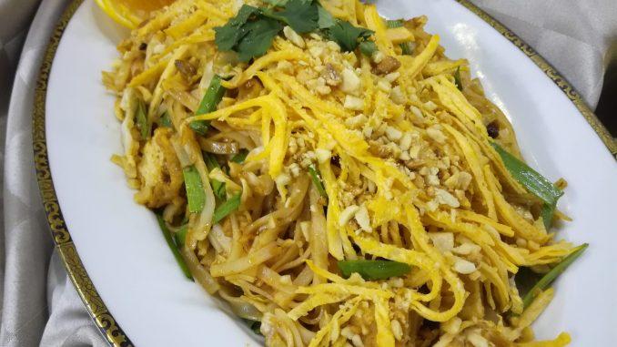 Pad Thai (recept) 1