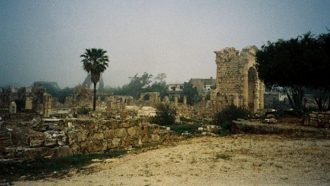 Liban: Od davnina stari grad Tir 1