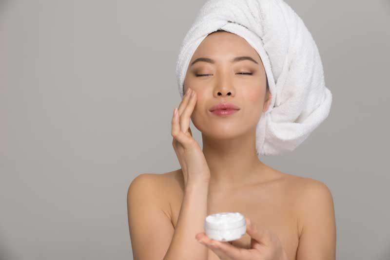 korejska krema za lice