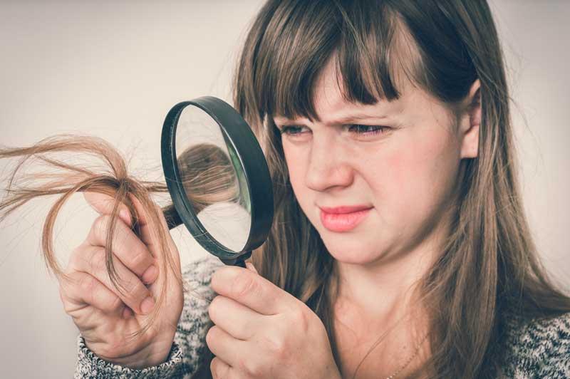 regeneracija oštećene kose