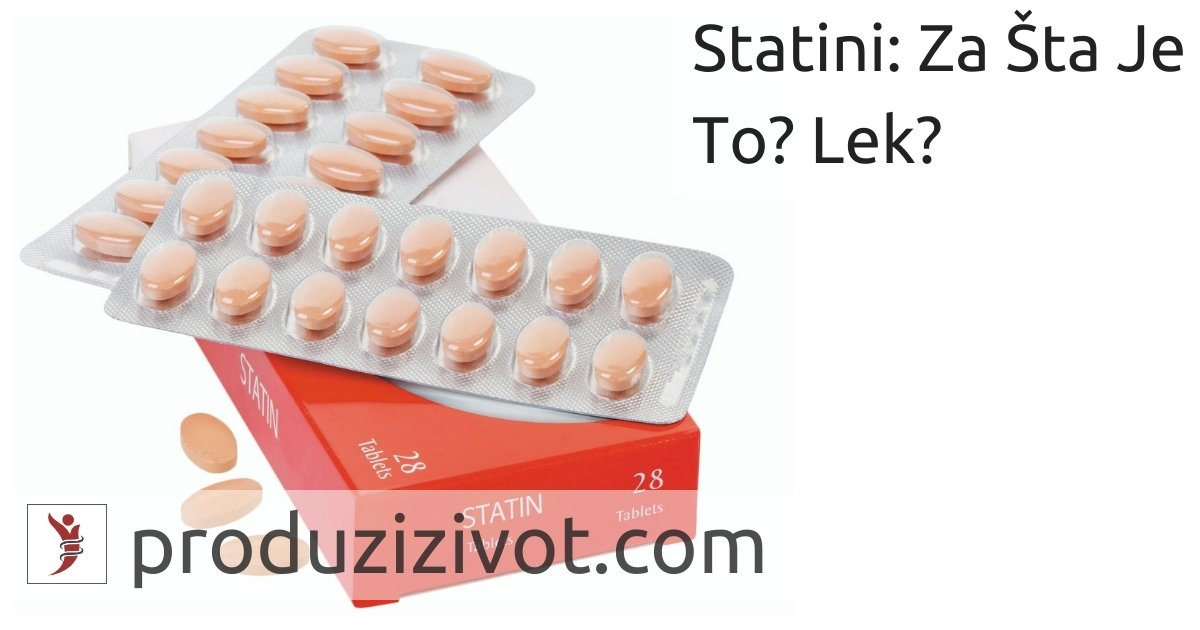 Statini: Za Šta Je To? Lek?; FOTO: https://www.health.harvard.edu/drugs-and-medications/the-new-state-of-statins