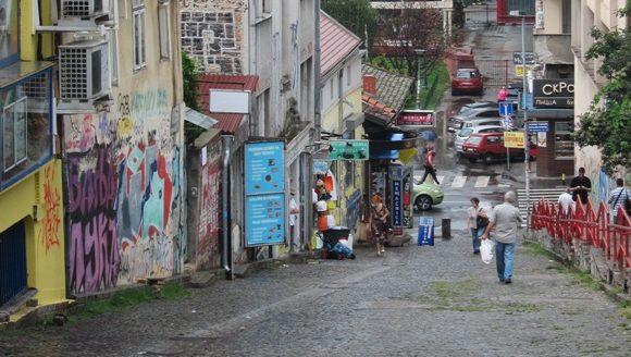 Beograd: Pešak u našem glavnom gradu 1