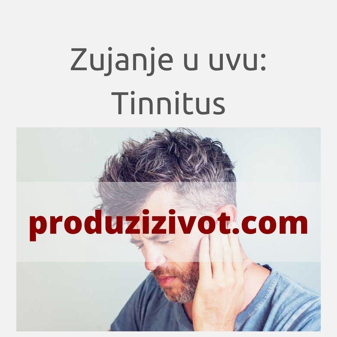 Zujanje u uvu: Tinnitus Uzroci